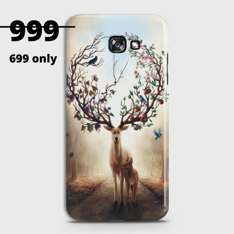 SAMSUNG GALAXY J4 PLUS (2018) Blessed Deer Case