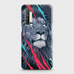 REALME XT Abstract Animated Lion Case
