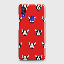 XIAOMI REDMI BOSTON TERRIER RED Case