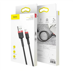 Lightning/iPhone/Apple Baseus Original Fast Charging Cable 1 Meter & 2 Meters