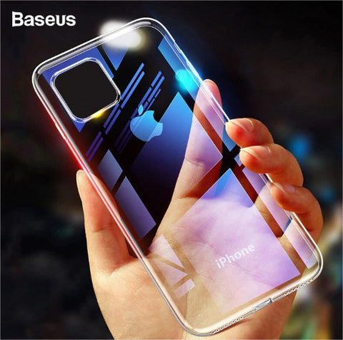 Baseus 100% Clear Ultra Thin Case for iPhone 11 Series
