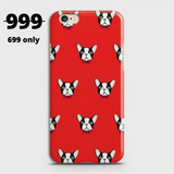 OPPO A57 BOSTON TERRIER RED Case C-029