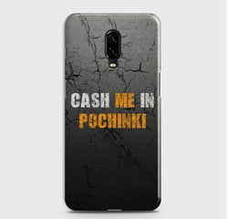 OnePlus 7 Cash me Case