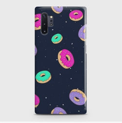 Samsung Galaxy Note 10 Plus Colorful Donuts Case