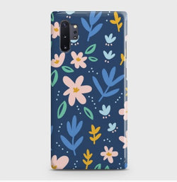 Samsung Galaxy Note 10 Plus Colorful Flowers Case