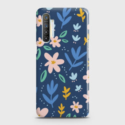 REALME XT  Colorful Flowers Case