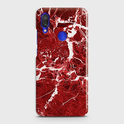 XIAOMI REDMI Deep Red Marble Case