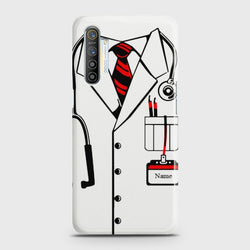REALME X2 Doctor Costume Case