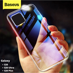 Galaxy S20 Series Baseus Shockproof Simple Series Case