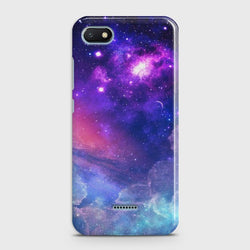 XIAOMI REDMI 6A Galaxy World Case