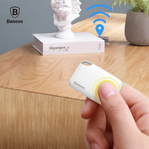 Baseus T2 Wireless Smart Tracker Anti-lost Keys, Child, Bag, Wallets Finder GPS Locator Anti Lost