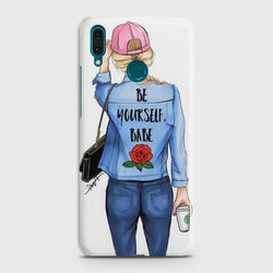 Huawei Honor Play Lady Boss Phone Case - Phonecase.PK