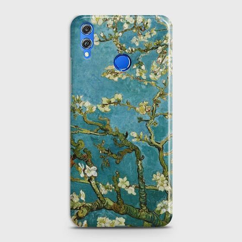 Huawei Honor 8C Vintage Blossom Art Phone Case - Phonecase.PK