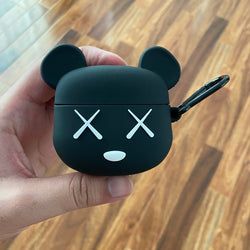 Airpods Pro Cartoon Shock proof Case with holding clip