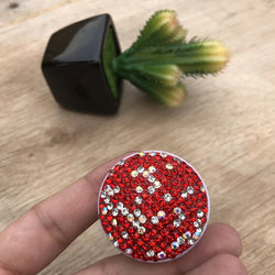 Premium Beads Red PopSocket PS-303