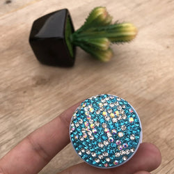 Premium Beads Blue PopSocket PS-307