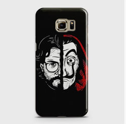 SAMSUNG GALAXY S6  MONEY HEIST PROFESSOR Case