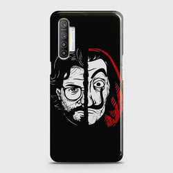 REALME X2 MONEY HEIST PROFESSOR Case