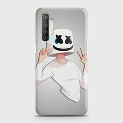 REALME XT Marshmello Face Case