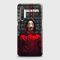 REALME X2 Money Heist Case