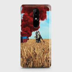 NOKIA 3.1 PLUS PUBG Case