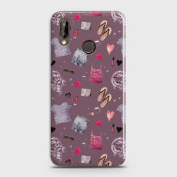 Huawei Nova 3E Casual Summer Fashion Phone Case - Phonecase.PK