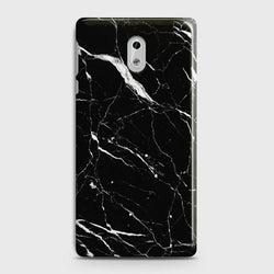 Nokia 3 Trendy Black Marble Case