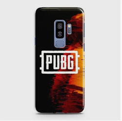 SAMSUNG GALAXY S9 Plus PUBG Multicolor Case