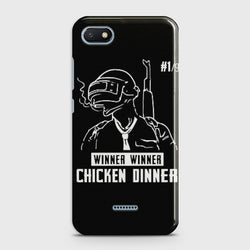 XIAOMI REDMI 6A PUBG Chicken Dinner Case