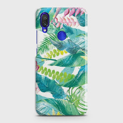 XIAOMI REDMI Retro Palm Leaves Case
