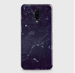OnePlus 7 Royal Blue Marble Case