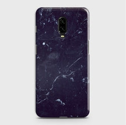 ONEPLUS 6T Royal Blue Marble Case