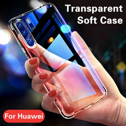 Huawei Anti-Knock shock Proof 100% Transparent