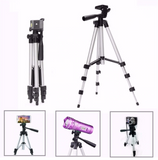Aluminium Tripod for Mobile Phones and Cameras