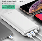 30,000 mAh Original Baseus Fast 3.0 Charger Power Bank