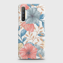 REALME XT Seamless Flower Case
