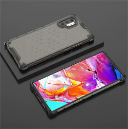 Huawei Airbag Shockproof Hybrid Armor Honeycomb Transparent Cover