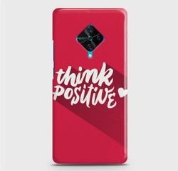 Vivo S1 PRO Think Positive Case