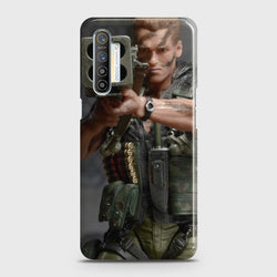 REALME XT Ultimate John Matrix Case