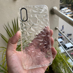 Huawei P20 Lite 3D Diamond Series Hybrid Case