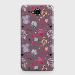 Huawei Y6 Pro 2017 Casual Summer Fashion Phone Case - Phonecase.PK