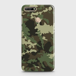 Huawei Y7 Pro 2018 Army Phone Case