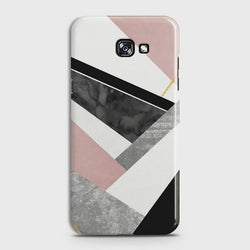 Samsung Galaxy A3 2017 Luxury Marble design Case