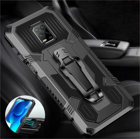iCrystal Branded Military Army Grade Hybrid shock Proof Case For Xiaomi Mi Models