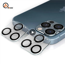 Ultra Clear Camera Lens Glass Protector for 11 Series