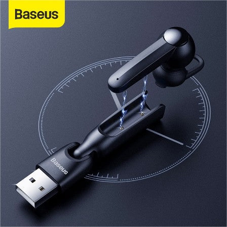 Baseus A05 Wireless Earphones Bluetooth 5.0 Touch Control Noice Reduction Earphone Stereo Sound Headset HD Call