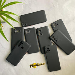 Silicon Candy Hybrid Shock Proof Case For Realme Models