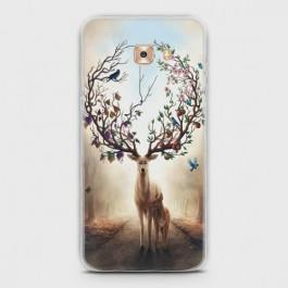 SAMSUNG GALAXY C5 PRO Blessed Deer Case