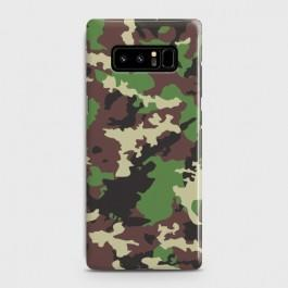 GALAXY NOTE 8 Camo Series v12 Case