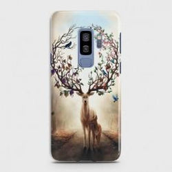 SAMSUNG GALAXY S9 PLUS Blessed Deer Case